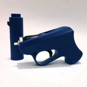 אקדח גז פלפל כחול