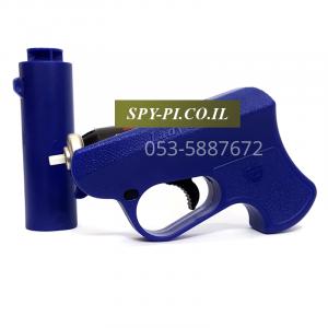 אקדח גז פלפל חוקי ליידי ג'ין כחול