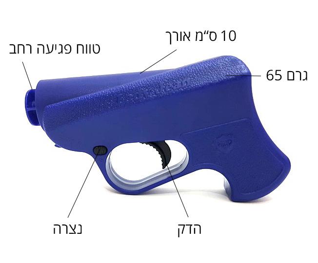 אקדח גז פלפל